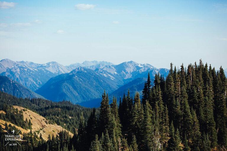 Wandern in Nordamerika