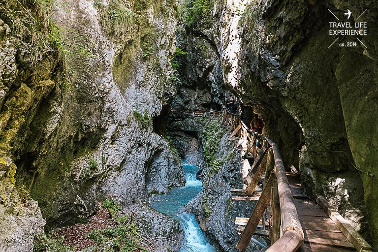 Wolfsklamm Tirol